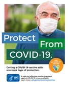 Vaccine Adds Protection from COVID-19