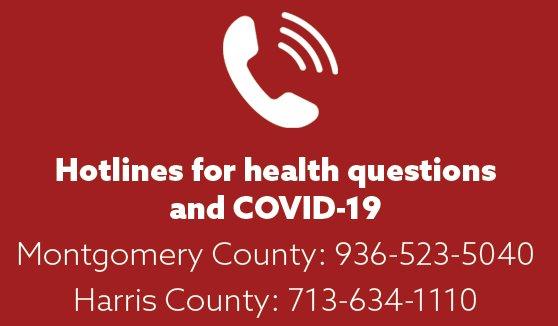 County Hotlines