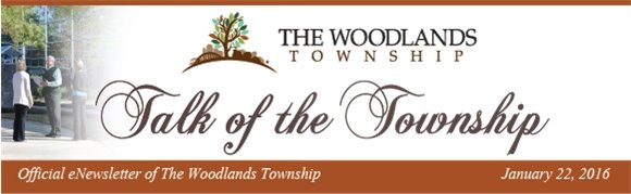 Talk of the Township eNewsletter