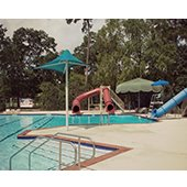 Community Pools in The Woodlands