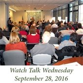 Watch Talk Wednesday