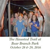 Haunted Trail at Bear Branch
