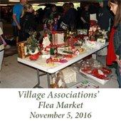 The Woodlands Fall Flea Market