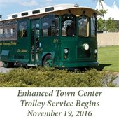 Enhanced Trolley Service Begins
