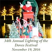 Lighting of the Doves Festival