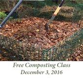 Free Composting Class