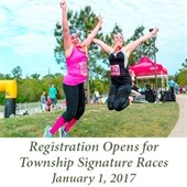 Registration Opens for Township Signature Races