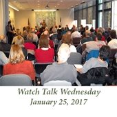 "Watch Talk Wednesday ""Safe at Home"""