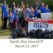 Earth Day GreenUP 2017