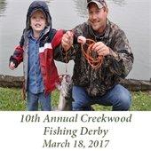 10th Annual Creekwood Fishing Derby