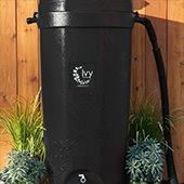Rain Barrels at a Discounted Price