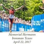 Memorial Hermann Ironman Texas (April 22, 2017)