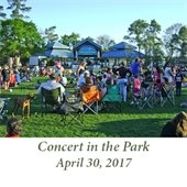 Concert in the Park (Sunday, April 23, 2017)