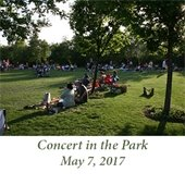 Concert in the Park (May 7, 2017)