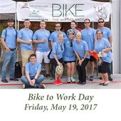 Bike to Work Day (May 19, 2017)