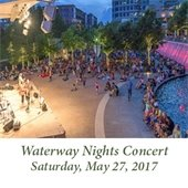 Waterway Nights Concert (May 27, 2017)