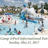 Camp and Pool Informational Fair (May 21, 2017)