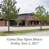 Game Day Open House (June 2, 2017)