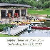 Yappy Hour at Riva Row (June 17, 2017)