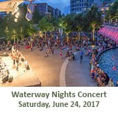 Waterway Nights (June 24, 2017)