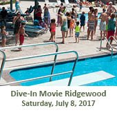 Dive- In Movie (July 8, 2017)
