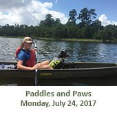 Paddles and Paws (July 24, 2017)