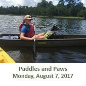 Paddles and Paws (August 7, 2017)