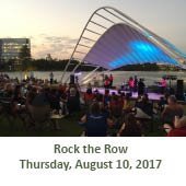 Rock the Row (August 10, 2017)