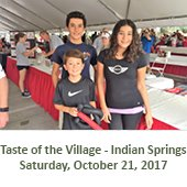 Village of Indian Springs - Taste of the Village
