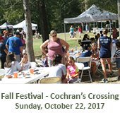 Fall Festival - Cochran's Crossing Village Association