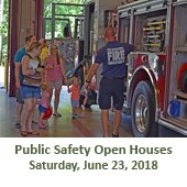 Public Safety Open Houses