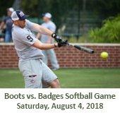 Boots vs. Badges