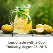 Lemonade with a Cop