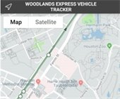 Bus Tracker App