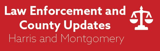 Law Enforcement and County Updates