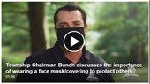 Chairman Gordy Bunch Face Masks