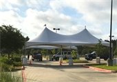 Testing at Sterling Ridge Park and Ride