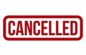 Waterway Nights Cancelled