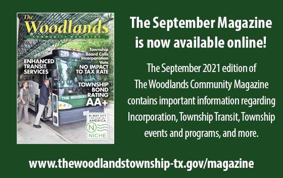 September 2021 Magazine