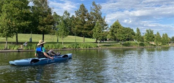 Riva Row Launches Pedal Kayaks