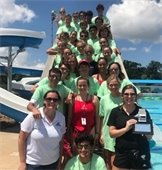 Lifeguards Win Competitions