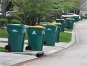 Solid waste services not impacted by holiday weekend