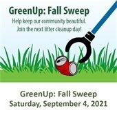 GreenUp Fall Sweep