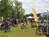 Bike The Woodlands Day