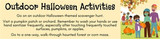 Outdoor Halloween Activities