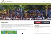 The Woodlands Incorporation Study Site