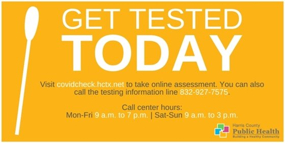 Harris County Testing
