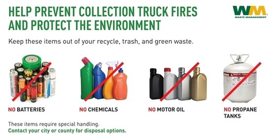 Waste Collection Safety