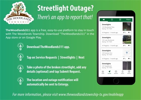 Streetlight Outage