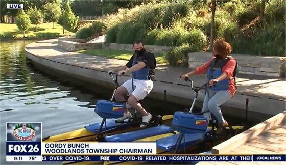 Fox 26 Water Bikes